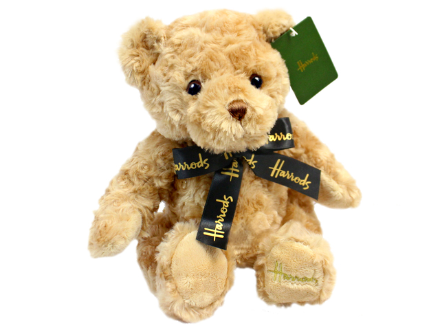 泰迪熊毛公仔 - Harrods Jacob Bear - L153988 Photo