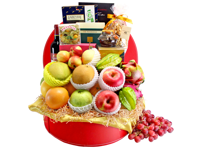 禮物籃Hamper - 美食禮籃 Hamper C12 - L133157 Photo