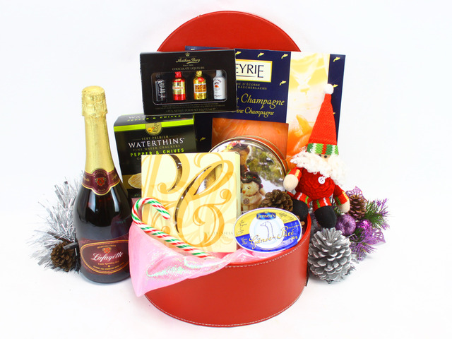 禮物籃Hamper - 聖誕禮物Hamper C - L19177 Photo