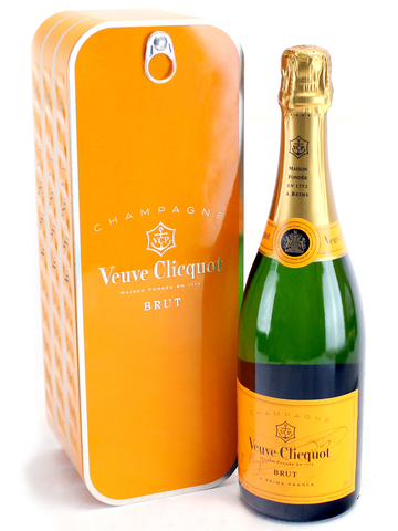 紅酒香檳烈酒 - CHAMPAGNE Veuve Clicquot BRUT - L125113 Photo