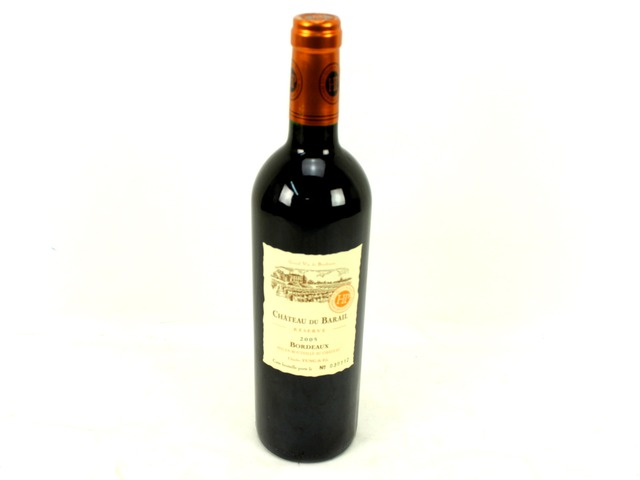 紅酒香檳烈酒 - Hauts De Palette Bordeaux Reserve 2005 - A3111 Photo