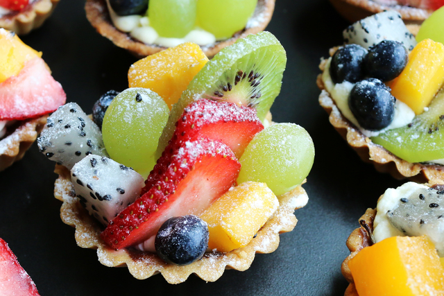 花店附加礼物 - fruit tart4 - FOOD000063 Photo