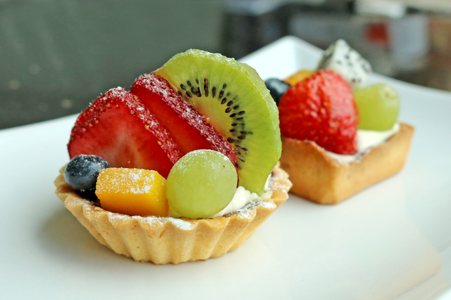 花店附加礼物 - fruit tart - FOOD000054 Photo