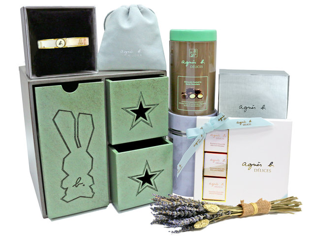 Birthday Present - Agnes b. accessory Hamper A1 - L36669191b Photo