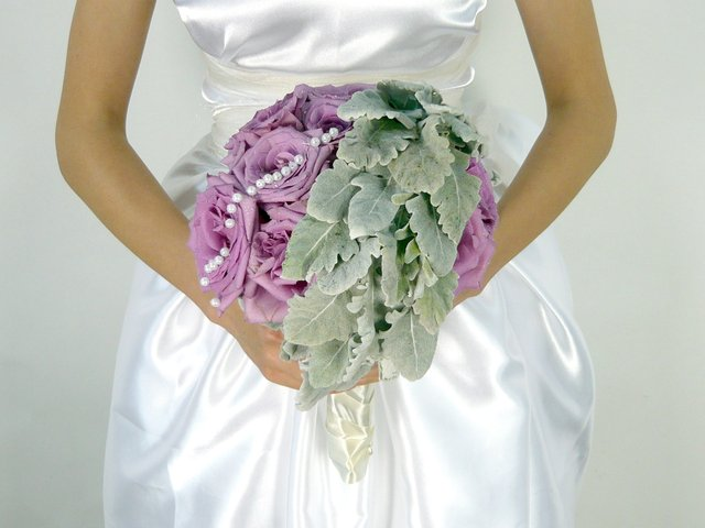 Bridal n Wedding - Bridal Bouquet IV - A0877 Photo