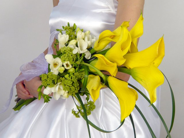 Bridal n Wedding - Bridal Bouquet V - A0957 Photo