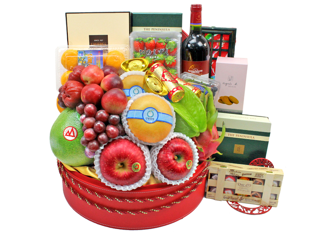 CNY Gift Hamper - CNY Fruit Hamper N21 - L3101466 Photo