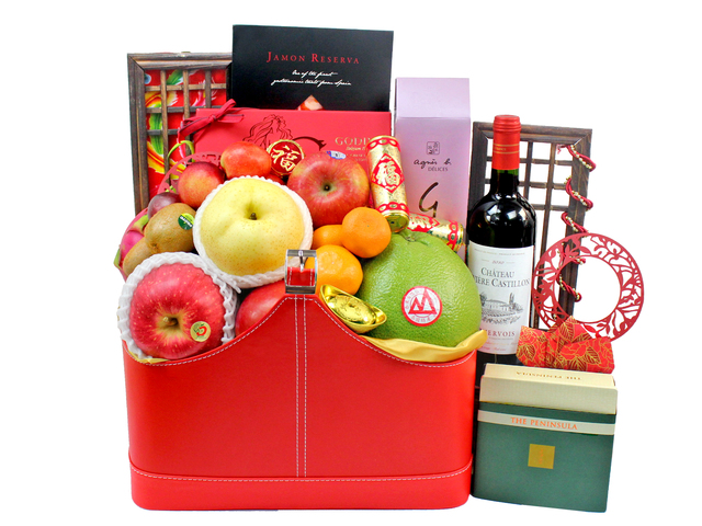 CNY Gift Hamper - CNY Fruit Hamper N30 - L3101504 Photo