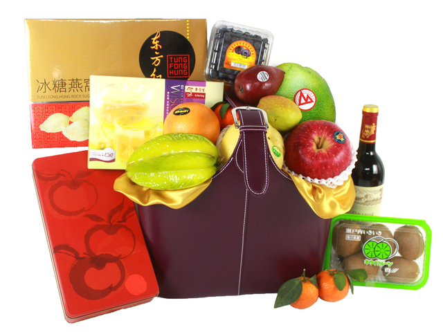 CNY Gift Hamper - CNY Gift Hamper 10 - L24460 Photo