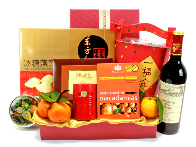CNY Gift Hamper - CNY Gift Hamper 6 - L024448 Photo