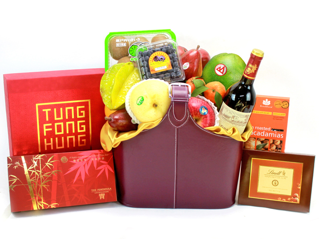 CNY Gift Hamper - CNY Gift Hamper 7 - L24388 Photo