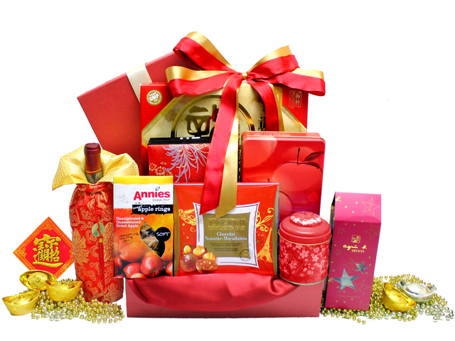 CNY Gift Hamper - CNY Gift Hamper C14 - L116326 Photo