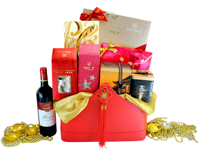 CNY Gift Hamper - CNY Gift Hamper C17 - L116332 Photo