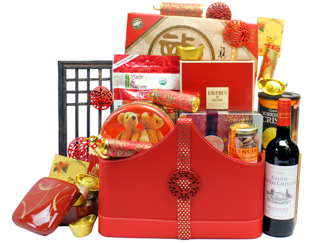 CNY Gift Hamper - CNY Gift Hamper N12 - L167763 Photo