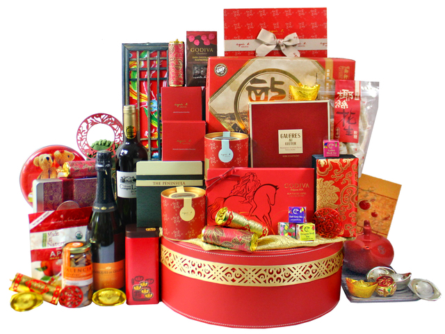 CNY Gift Hamper - CNY Gift Hamper N16 - L167829 Photo