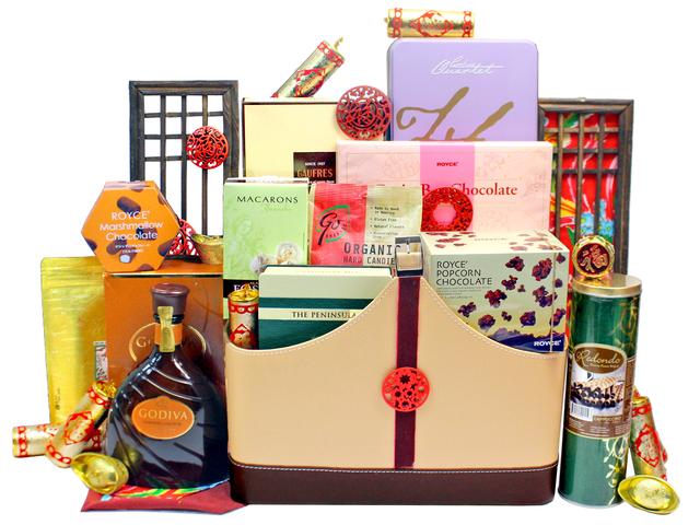 CNY Gift Hamper - CNY Gift Hamper N2 - L167463 Photo