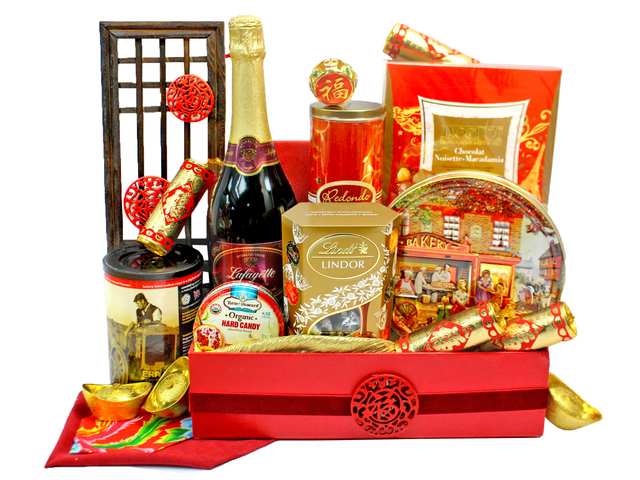 CNY Gift Hamper - CNY Gift Hamper N4 - L167466 Photo