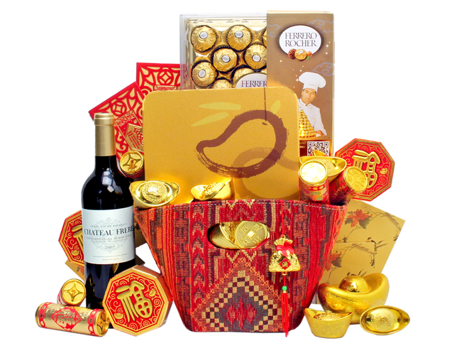 CNY Gift Hamper - CNY Gift Hamper R99 - L36511820 Photo