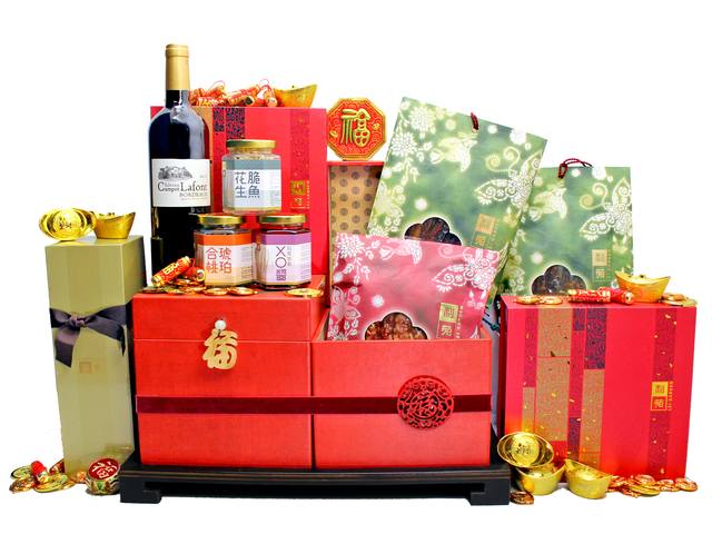 CNY Gift Hamper - Lei Garden CNY Gift Hamper R100 - L36511191 Photo