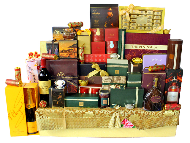 CNY Gift Hamper - Super CNY Hamper N26 - L167958 Photo