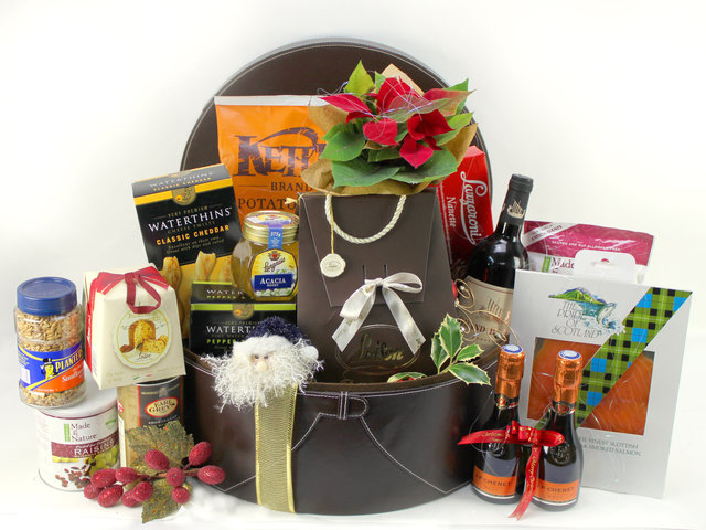 Christmas Gift Hamper - 2009 Gift Hamper 13 - A2188 Photo