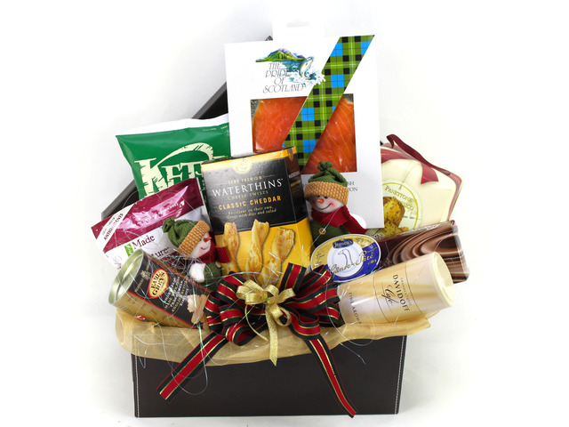 Christmas Gift Hamper - 2009 Gift Hamper 14 - A2358 Photo