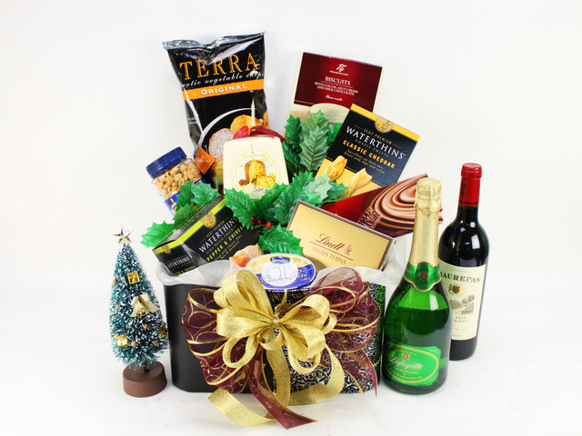 Christmas Gift Hamper - 2009 Gift Hamper 15 - A2368 Photo