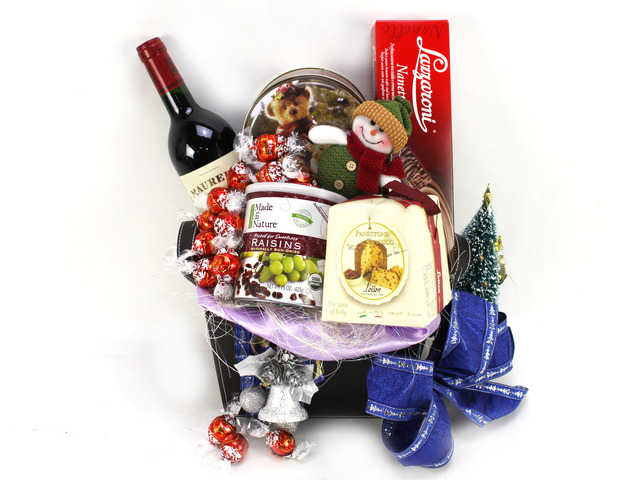 Christmas Gift Hamper - 2009 Gift Hamper 4 - A2186 Photo