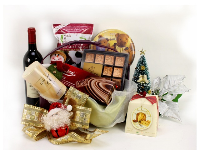 Christmas Gift Hamper - 2009 Gift Hamper 9 - A2185 Photo
