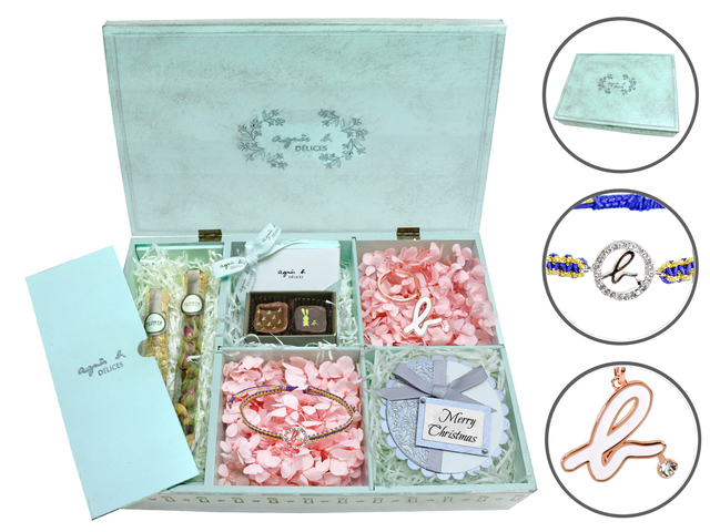 Christmas Gift Hamper - Agnes b. accessory Christmas Hamper M29 - L36669702 Photo