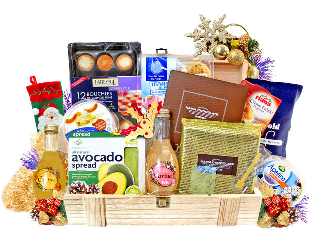 Christmas Gift Hamper - Chilled Christmas Hamper H79 - L97154 Photo