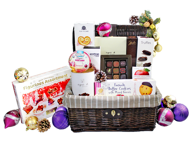 Christmas Gift Hamper - Christmas Hamper H24 - L97018 Photo
