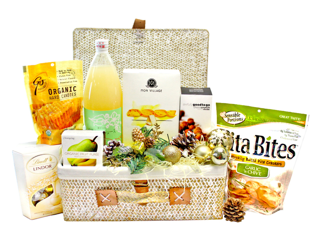 Christmas Gift Hamper - Christmas Hamper H26 - L158818 Photo