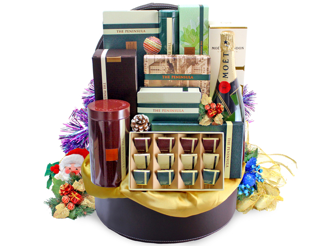 Christmas Gift Hamper - Christmas Hamper H32 - L134318B Photo