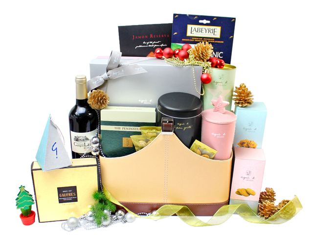 Christmas Gift Hamper - Christmas Hamper H34 - L160254 Photo