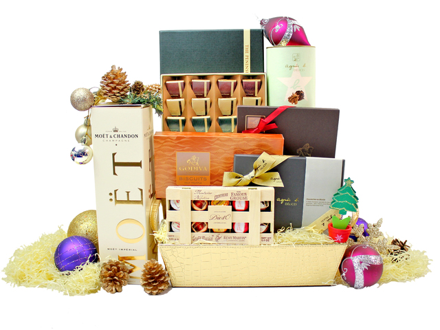 Christmas Gift Hamper - Christmas Hamper H39 - L97502 Photo