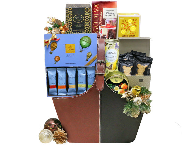 Christmas Gift Hamper - Christmas Hamper M18 - L76604034 Photo