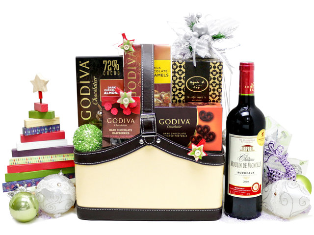 Christmas Gift Hamper - Christmas Hamper M1 - L76603098 Photo