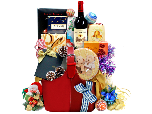 Christmas Gift Hamper - Christmas Hamper N13 - L104714 Photo