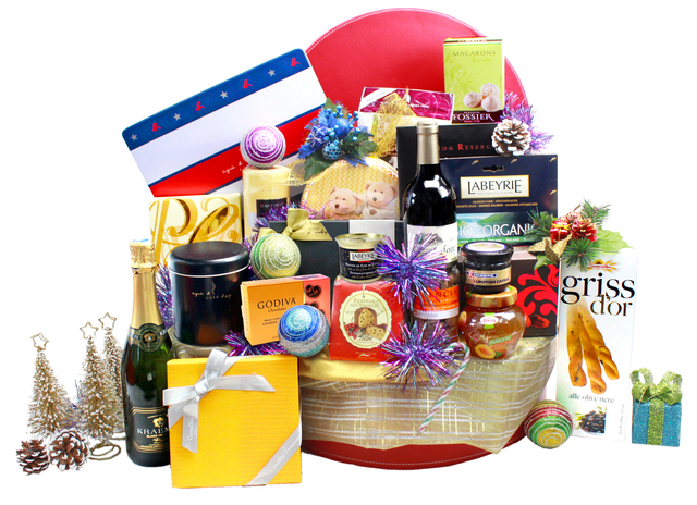 Christmas Gift Hamper - Christmas Hamper N17 - L104856 Photo