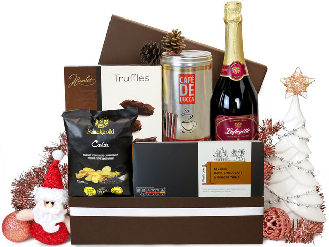 Christmas Gift Hamper - Christmas Hamper N71 - L104671 Photo