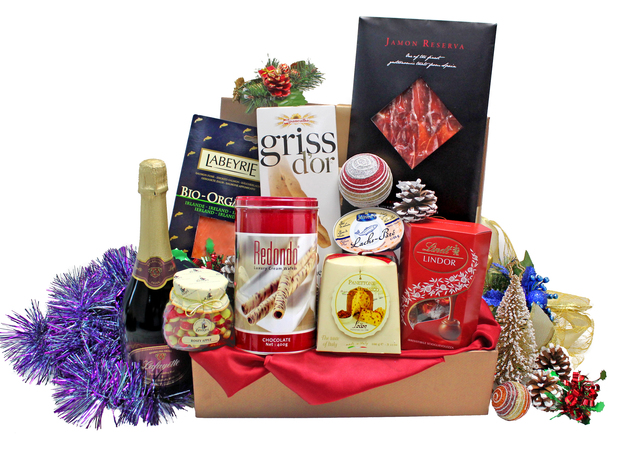 Christmas Gift Hamper - ShopThurPost Christmas Hamper PA - P104320 Photo
