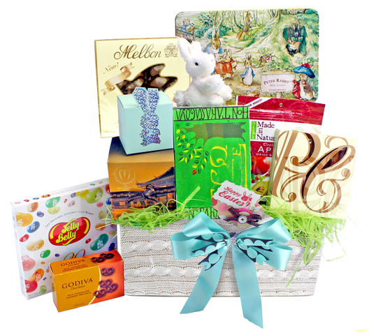Easter Gift Hampers - Easter GiftHamper E12 - L126535b Photo