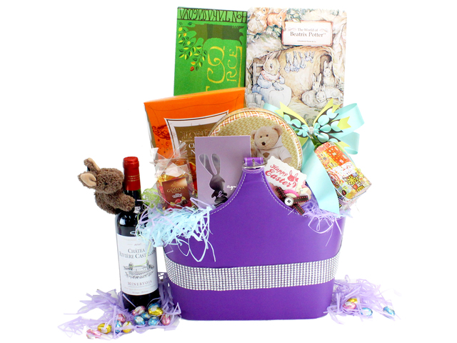 Easter Gift Hampers - Easter GiftHamper E5 - L126542 Photo