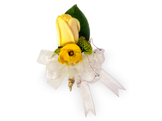 Event Pocket Flower - Boutonniere/Corsage (D)  - P7259 Photo