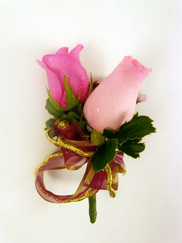 Event Pocket Flower - Boutonniere/Corsage (F) - P7267 Photo