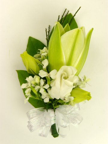 Event Pocket Flower - Boutonniere/Corsage (I) - P0841 Photo