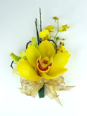 Event Pocket Flower - Boutonniere/Corsage (J) - P0864 Photo