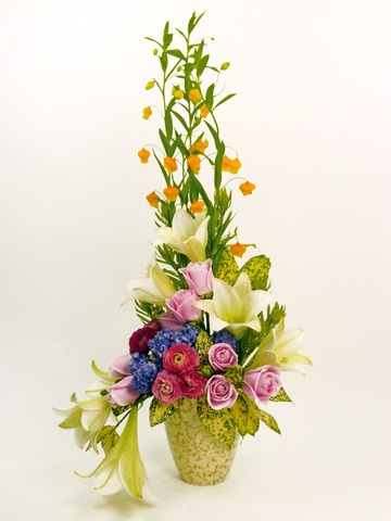 Florist Flower Arrangement - Forever Love - P4473 Photo