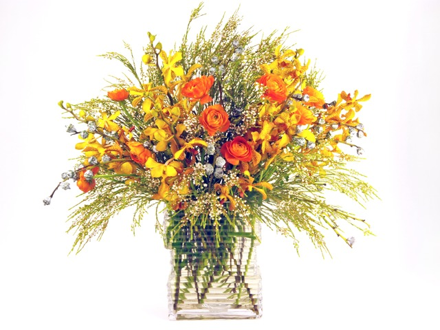 Florist Flower Arrangement - Unforgettable - P2805 Photo